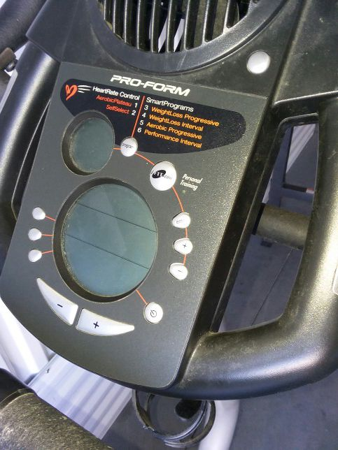 Like new ProForm exercise bike try it before you buy it retail 600