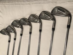 TaylorMade RAC OS Irons Set for Sale in Miami, FL