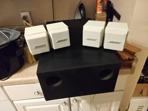 Bose home theater system works great just upgraded for Sale in Kalamazoo, MI
