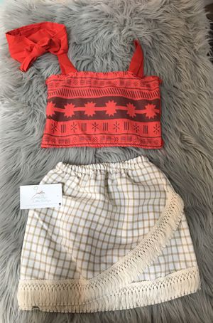 Moana costume sets for Sale in Las Vegas, NV