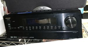 Onkyo tx-nr901 receiver for Sale in Tracy, CA