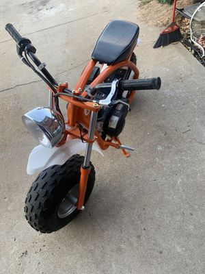Heavy Duty Coleman mini minibike No governor runs and rides great 550obo for Sale in Arvada, CO