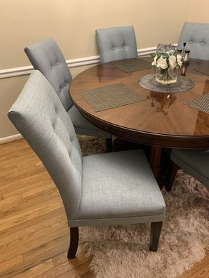 Dining table set 1000$ and just ( 6 chairs 550$) for Sale in Fairfax, VA