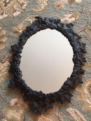 Antique cast iron mirror circa mid 1850's for Sale in Fairfax, VA