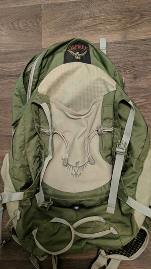 Osprey Kestrel Backpack Hiking Pack for Sale in Smyrna, GA