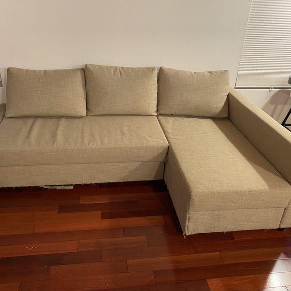 Ikea FRIHETEN sleeper Couch