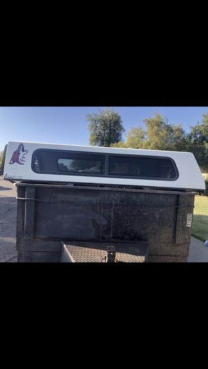 Camper shell for 8ft truck bed. for Sale in Phoenix, AZ