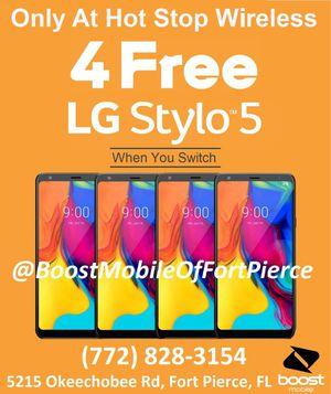 Stylo 5 for Sale in Fort Pierce, FL