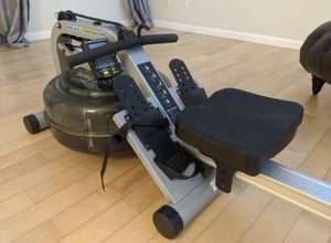 Rower rowing machine Water fluid concept 2 for Sale in Federal Way, WA