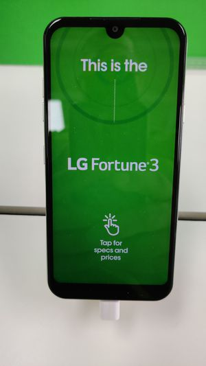 LG Fortune 3 for Sale in Traverse City, MI