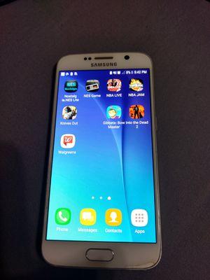 Samsung Galaxy s6 32gb for Sale in Lynchburg, VA