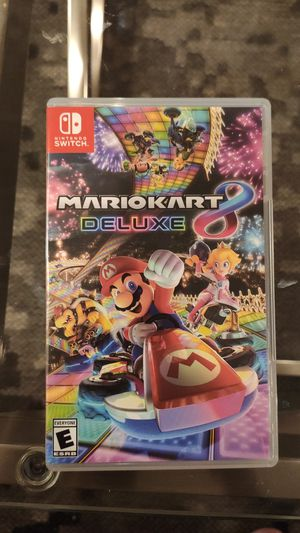 Mario Kart 8 Deluxe for Sale in Falls Church, VA