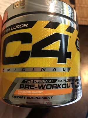 Preworkout C4 for Sale in Murrieta, CA