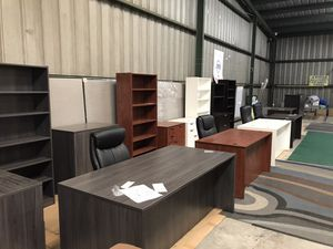 3 piece office suite - choice of finishes for Sale in West Columbia, SC