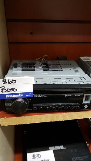 Boss car Radio for Sale in Chicago, IL
