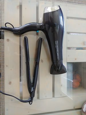 Paul Mitchell Pro Tools Express Ion Smooth+ Flat Iron and hair dryer for Sale in Rockville, MD