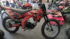250cc Apollo DB36 Full Size Dirt Bike for Sale in Woodstock, GA