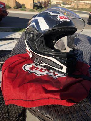 Women's motorcycle helmet, BELL size small for Sale in Statesboro, GA