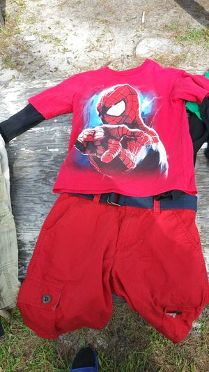 Kids clothes boys $50 for a bag for Sale in Orlando, FL