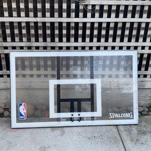 Back Board/ Basketball Hoop. for Sale in San Jose, CA