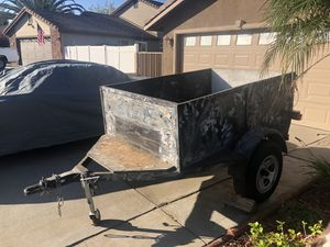 Trailer utility or Jeep for Sale in Canyon Lake, CA