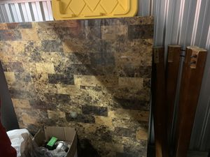 Granite Dining Table and 2 Chairs for Sale in Plano, TX