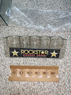 Rockstar Energy Drink fridge display for Sale in Bridgewater, VA