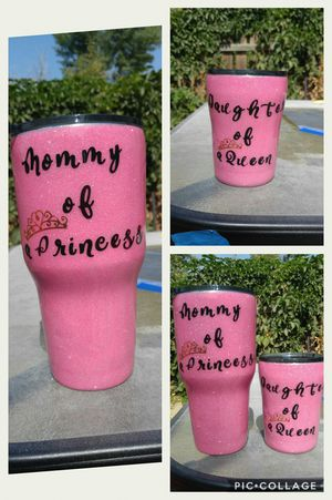 Mommy and me cups for Sale in Dickinson, ND