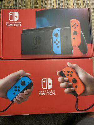 Nintendo Switch for Sale in West Sacramento, CA