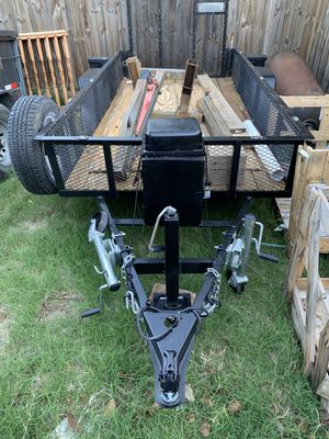 Utility trailer for Sale in Grand Prairie, TX