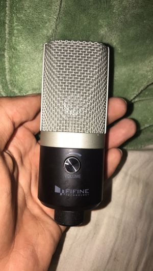 Figure Technology Studio Microphone (Condenser) for Sale in Lexington, KY