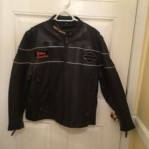Genuine leather Harley Davidson jacket for Sale in Stockbridge, GA