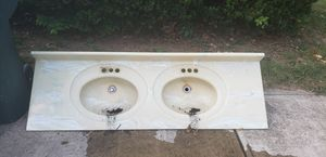 Free double vanity for Sale in Blacklick, OH