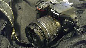 Nikon camera D3400 DSLR 24 megapixel for Sale in Downey, CA