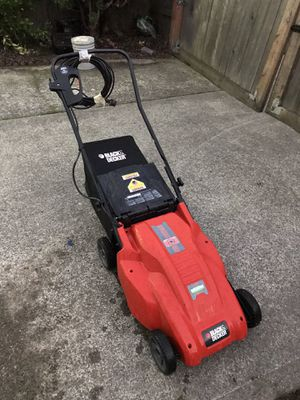 LAW MOWER ELECTRIC ⚡️ for Sale in Tacoma, WA