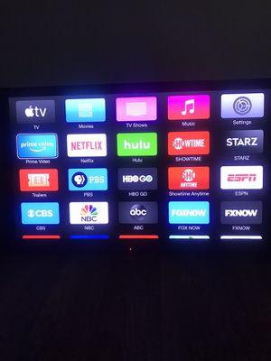 "42"" Panasonic Tv, Apple TV included for Sale in Centerville, UT"