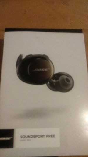 Bose......wireless..... incredible sound for Sale in St. Louis, MO