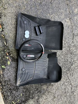 2015+ Mustang Weathertech Mats and more for Sale in Mundelein, IL