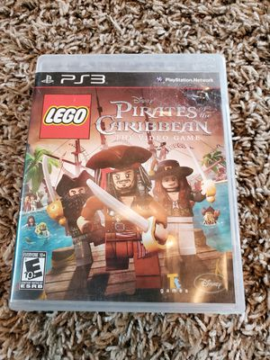 Ps3 Lego pirates of the Caribbean for Sale in Saginaw, TX