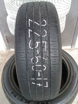 One used 225 60 17 Firestone tire for Sale in Jacksonville, FL