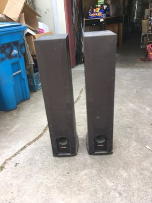 Polk Audio Speakers for Sale in Belmont, CA