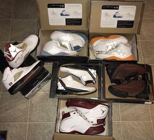 Jordan Collection shoes size 11 for Sale in Phoenix, AZ
