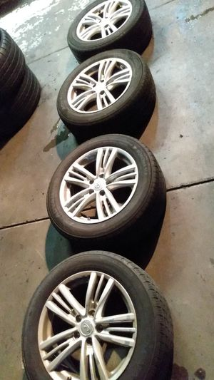 5x114.3 (5x4.5) 17 INCH WHEELS for Sale in Spring Valley, CA