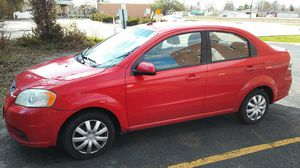 2011 CHEVY AVEO LT for Sale in Columbus, OH