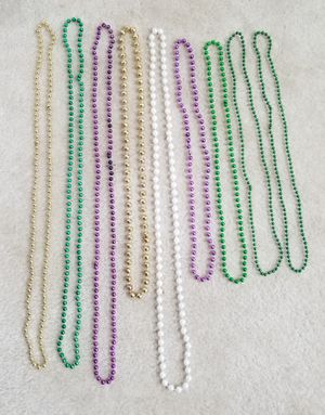 New Orleans Mardi Gras Beads for Sale in MONTGOMRY VLG, MD
