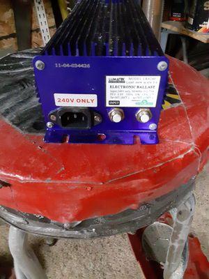 Electronic ballast Lumatek for Sale in Stockton, CA