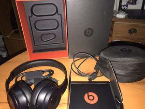 Beats Solo 3 Wireless Black Headphones for Sale in Los Angeles, CA