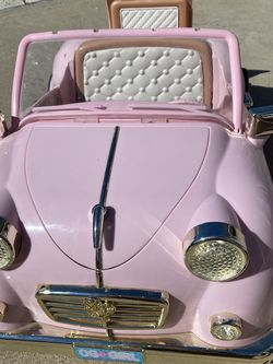 """18"""" Toy Doll Retro Convertible Cruiser, Pink for Sale in Covina,  CA"""