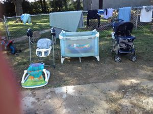 Package for baby great stuff great price for Sale in Colfax, LA