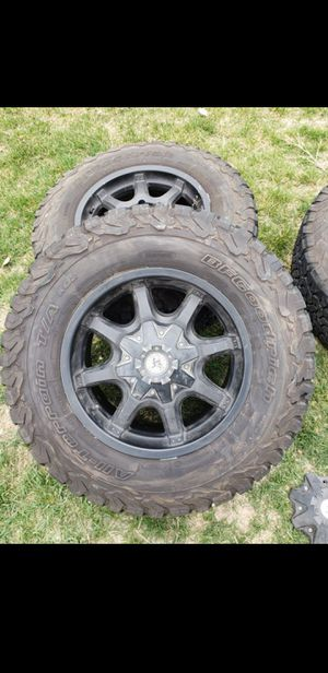 BF Goodrich tires for Sale in Pueblo, CO